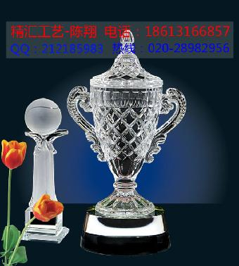 青岛冲浪比赛奖杯奖牌定做,青岛皮艇比赛水晶奖杯设计