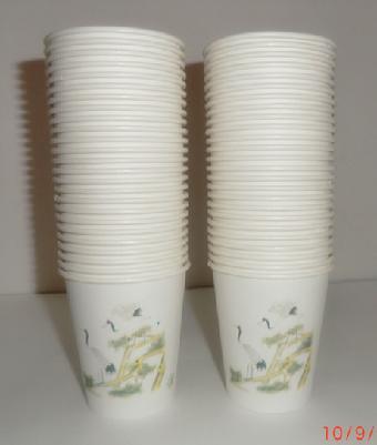 一次性广告纸杯,环保纸杯,豆浆纸杯,凉茶纸杯,一次性纸杯设计; 多年来