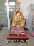 大型銅佛像定制 道教神像