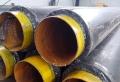 厂家提供钢套钢埋地式蒸汽保温管今日价格