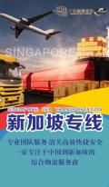 運動耳機從廣州發到新加坡海運12天到門