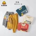 香港知名品牌小黄鸭冬款加绒卫衣折扣货源