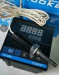 上海托克DH-T49KB溫度表外形尺寸48x96