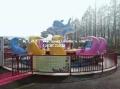 公園廣場受歡迎的兒童游樂設備狂車飛舞航天游樂廠家生