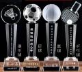 河南南阳水晶奖杯奖牌水晶纪念品生产厂家