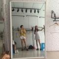 安裝舞蹈室音樂教室鏡子換窗戶中空玻璃鋼化玻璃價格