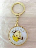 定制金屬鑰匙扣 創意禮品琺瑯鑰匙扣 個性卡通動漫鑰