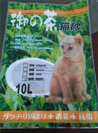 天津猫砂袋,猫砂袋,青岛中拓塑业