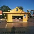 動物園商品售貨車 美食街花車