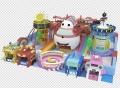 深圳兒童淘氣堡、室內淘氣堡、游樂場親子樂園淘氣堡