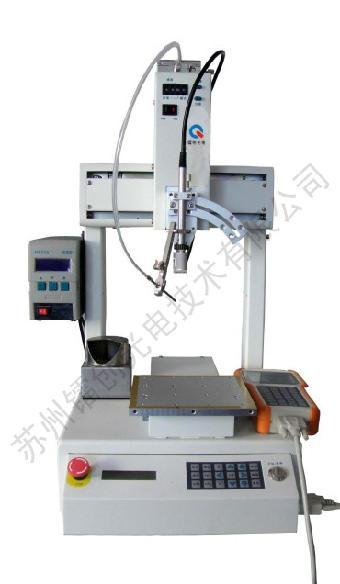     应用领域:    适用于线缆,电路板,ic,电子元器件的点焊锡