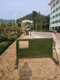 部隊訓練400米障礙高墻矮墻 400米障礙設施規格
