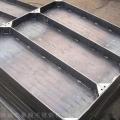 304 201圓形下水道不銹鋼沙井蓋_定制化生產