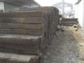 阜新注油枕木木材批發