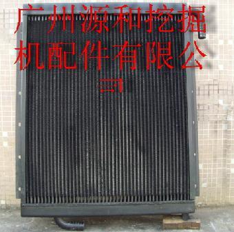 住友240-5挖掘机液压油散热器图片