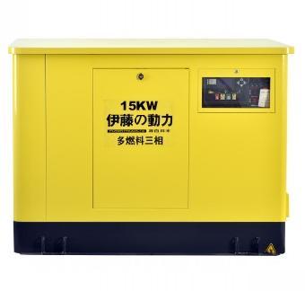 15个千瓦汽油发电机价格