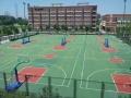 青海硅PU球場材料廠家西寧室外硅pu球場造價施工