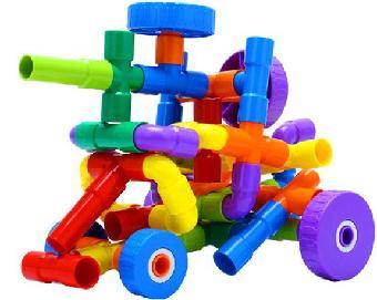 积木搭建动物造型
