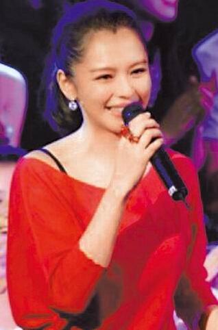 """徐若瑄参加《中国梦之声》得老公力挺 自爆是""""女神经病"""""""