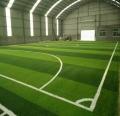 人工草坪足球場改造方案施工工藝