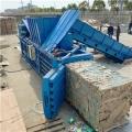 大型120吨卧式废纸壳打包机厂家