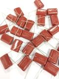 供應超小型化金屬化聚酯電容683J100V