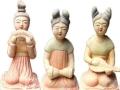 唐三彩侍女俑能否在市場上拍賣