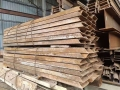 供應二手槽鋼工地插樁支護
