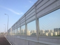 品質保障生產鐵路公路聲屏障隔音屏障