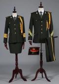 三軍儀仗隊服裝閱兵裝禮兵裝國旗裝