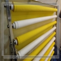 53T135目丝印网纱 高张力涤纶印刷丝网价格