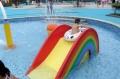 大型户外水上游乐设施意彩注册设备水上滑梯厂家哪里有