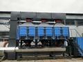 供應工業廢氣處理設備RTO催化燃燒