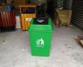意彩app供应西安市小吃街环保垃圾桶塑料垃圾箱
