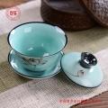 景德镇陶瓷盖碗生产厂家