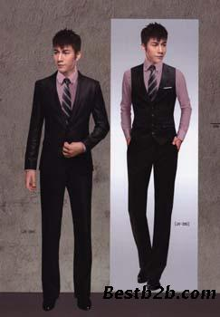 韩版细领带打法图解