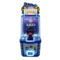 怡天动漫新款疯狂宝贝发射珠子球打小动物电玩游戏机
