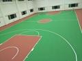 丙烯酸运动场地坪 篮球场场地施工 地坪漆材料