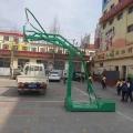 學校籃球架