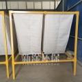 酶浮填料 固定床平板填料 新淦酶浮生物填料