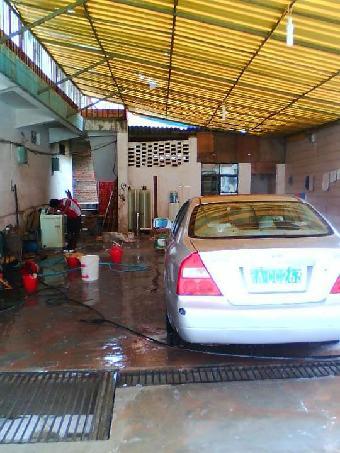供应云南洗车场循环水设备