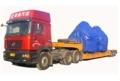 上海浦东区平板车出租大小件运输装车金桥3吨叉车出租