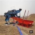 移動采金機械銷售 沙金礦除泥選金設備 滾筒式淘金機