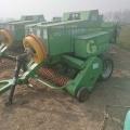 高效率玉米秸秆收割捡拾打捆机 后悬挂打捆机