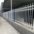 小區鋅鋼護欄 藍白色圍墻欄桿 新農村建設可視圍欄