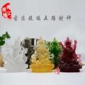 現貨五路財神批發工廠 北京山東五路財神雕像定制定做
