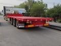 交通部公告13.75米低平板挂车规定