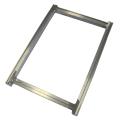 原廠直銷鋁合金邊框生產定制、精密復合網版網框