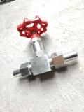 不銹鋼外螺紋針型閥J21W-160P
