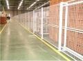 熱銷金屬雙邊絲框架鐵路公路護欄網隔離鐵絲網圍欄 圈